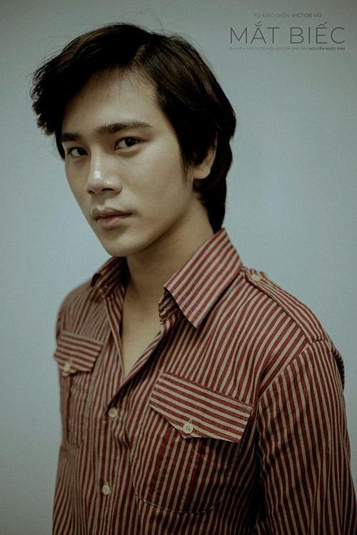 Trần Phong trong vai bad boy Dũng.