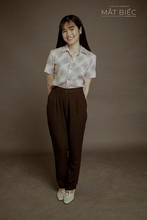 Hot girl Khánh Vân đóng Trà Long.