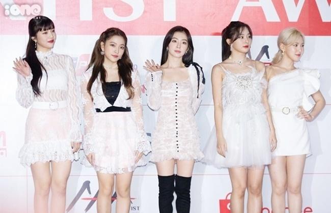 Red Velvet thoát kiếp mặc xấu nhờ đổi stylist - 13
