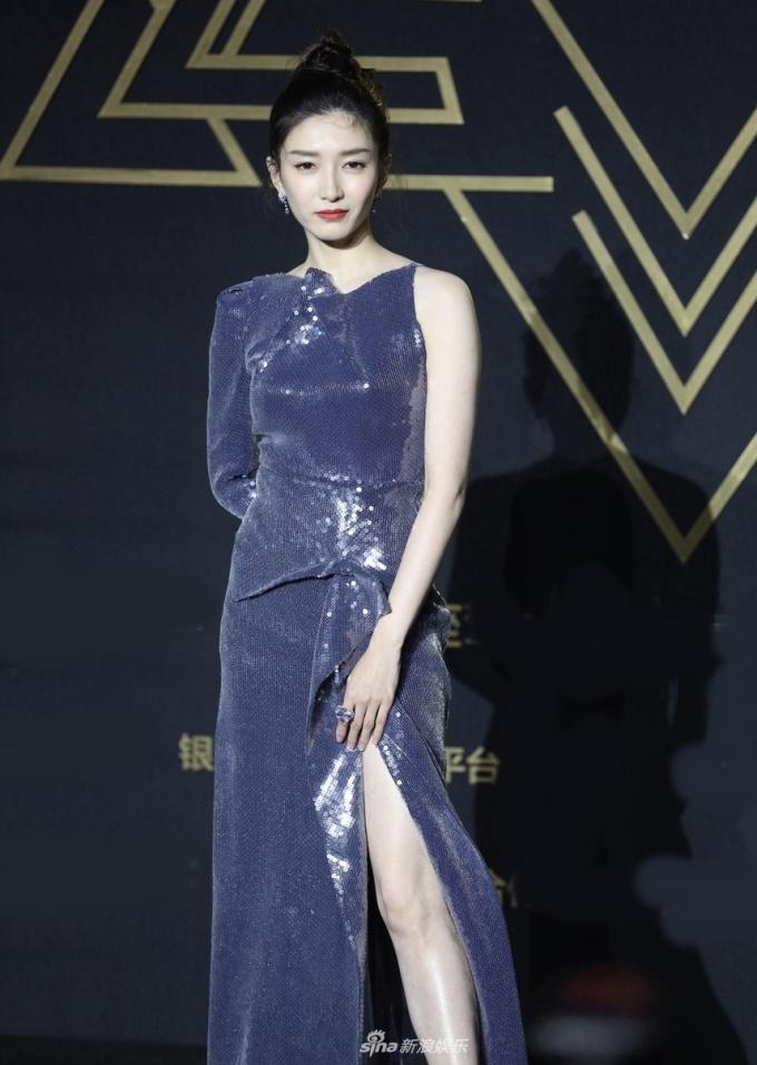 <p> Nữ diễn viên Giang Sơ Ảnh.</p>