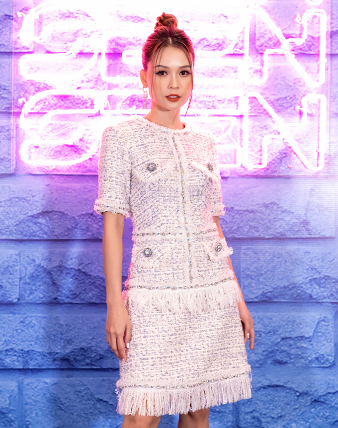 <p> Sam đại diện cho thế hệ hot girl đời đầu ở Sài thành.</p>
