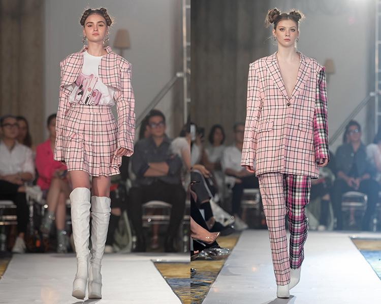 Quỳnh Anh Shyn mong muốn những sản phẩm này sẽ pha lẫn được một chút nổi loạn, một chút điên rồcủa tuổi trẻ, chấm phá vài nét nữ tính, dịu dàng. Đây cũng chính là phong cách chủ đạo của nàng fashionista vài năm gần đây.