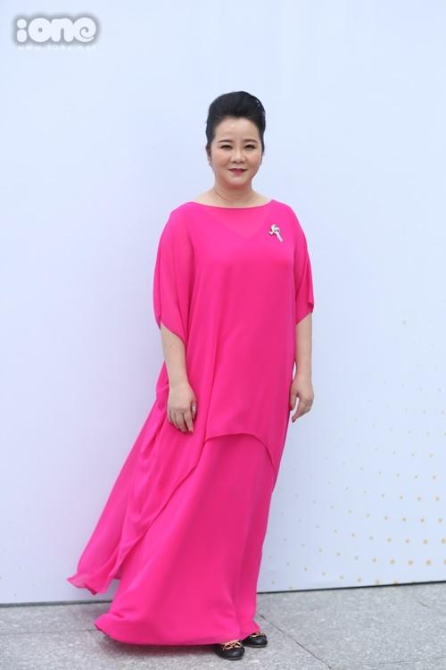 Bà Võ Thị Xuân Trang đảm nhận vai trò trưởng ban giám khảo ba mùa gần đây của Hoa hậu Hoàn vũ Việt Nam.