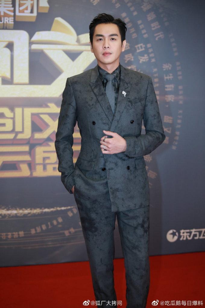 <p> Trương Nhược Quân khẳng định diễn xuất với vai nam chính trong <em>Khánh Dư Niên.</em></p>