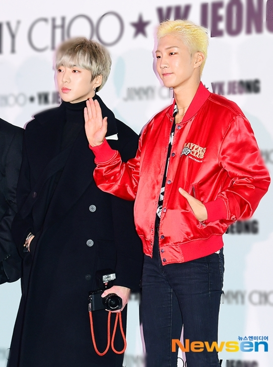 ...Seung Yoon và Seung Hoon của WINNER.