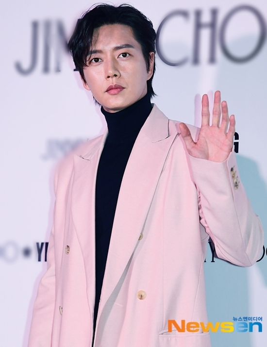 Nam diễn viên Park Hae Jin.