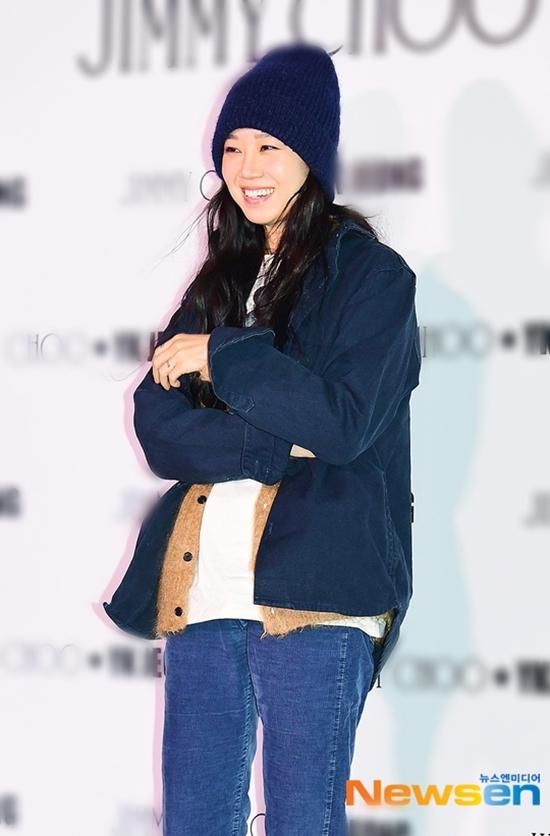 Nữ diễn viên Gong Hyo Jin.