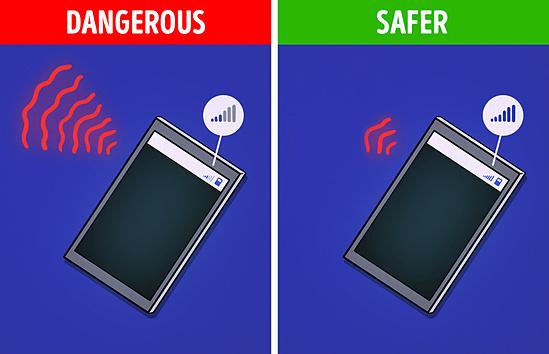 5 sai lầm khi sử dụng điện thoại - 2