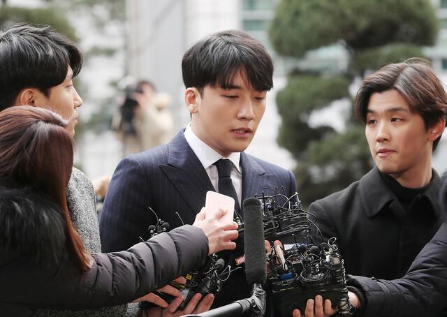 Vụ án liên quan đến Seung Ri kéo dài gần 1 năm vẫn chưa kết thúc.