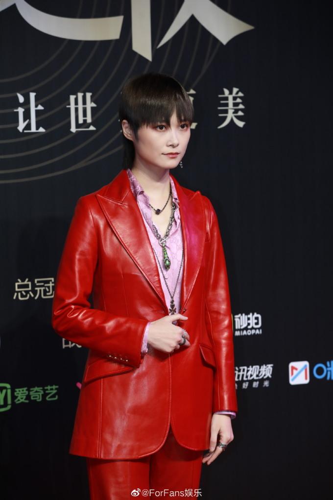 <p> Nữ ca sĩ Lý Vũ Xuân.</p>