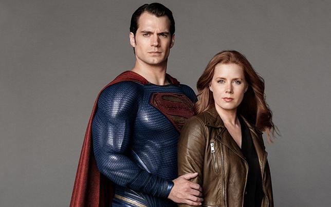 Cặp đôi trong vũ trụ điện ảnh DC.