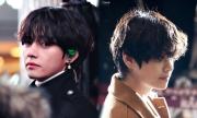Khoảnh khắc của V (BTS) khiến trái tim fan lỡ nhịp