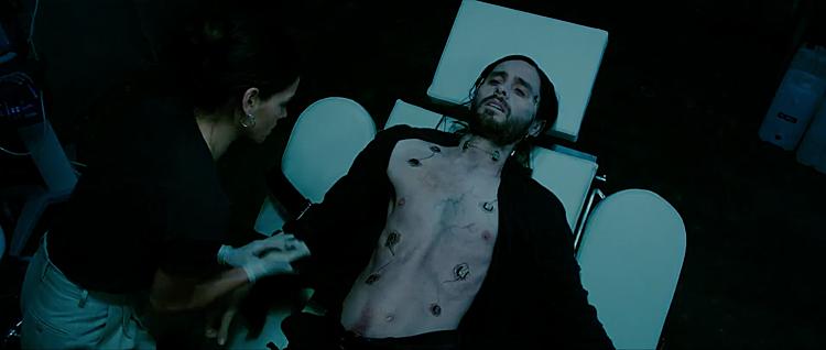 Jared Leto thủ vai Morbius.