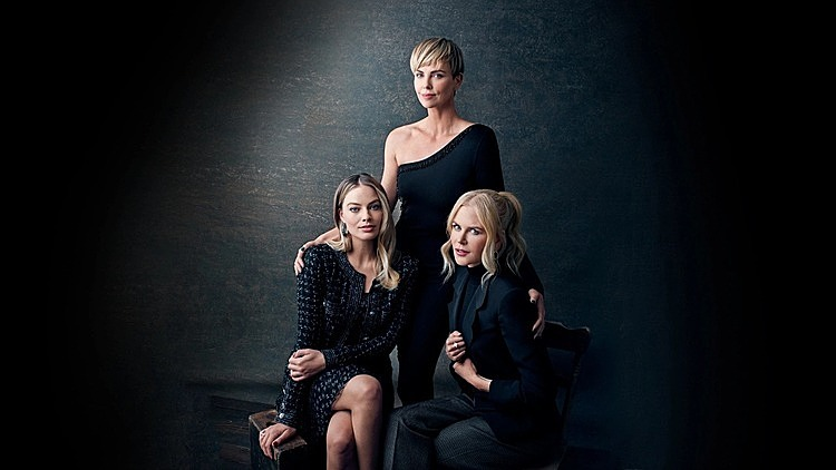 3 người đẹp nổi tiếng sắm vai chính trong phim.