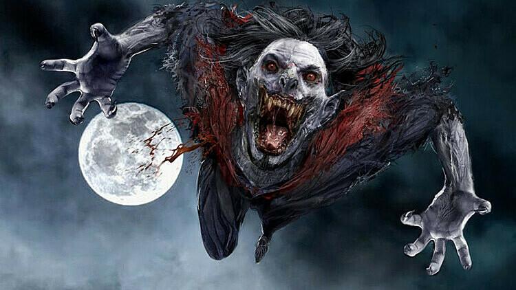 Morbius trong truyện tranh.