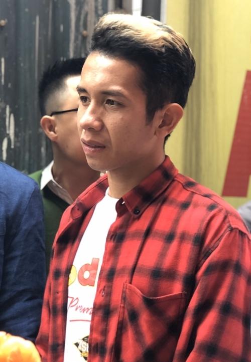 Nguyễn Phong Hồng Duy.