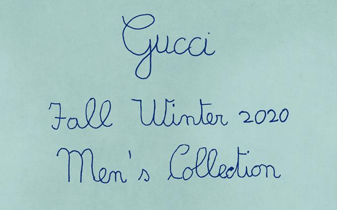 Ít ngày trước, Gucci gây bão mạng xã hội khi đổi hình đại diện và ảnh bìa trên Facebook. Thay vì những logo sang trọng quen thuộc, hãng gây khó hiểu khi chọn phông chữ nguệch ngoạc, run rẩy như chữ viết tay trẻ con. Dù gây tranh cãi, thương hiệu cao cấp Italy vẫn tạo trend, khiến các tín đồ thời trang đua nhau đổi avatar theo phong cách này. Nhiều người chờ đón đến ngày Gucci cho ra mắt BST Men Fall Winter 2020 để biết nhà mốt lắm chiêu mang đến điều gì thú vị.