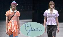 Đổi logo rình rang nhưng BST Gucci bị chê 'không đỡ nổi'