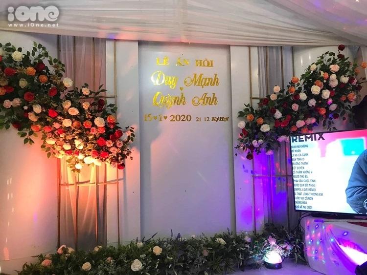 Duy Mạnh - Quỳnh Anh làm lễ ăn hỏi - 3