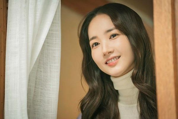Tạo hình mới của Park Min Young.