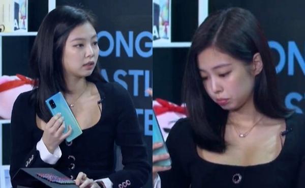 Jennie đọc được những bình luận ác ý nhắm vào cô trên livestream...