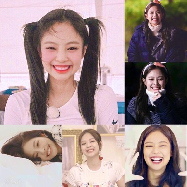 Nhiều bức ảnh đáng yêu của Jennie được fan đăng tải trong ngày sinh nhật nữ idol.