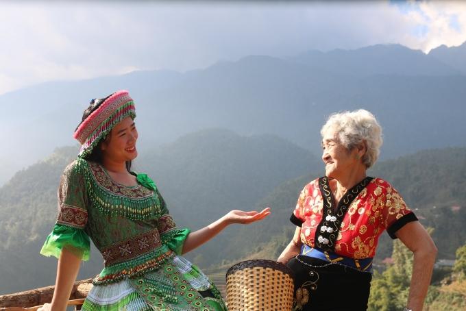 <p> Chia sẻ về những dự định trong tương lai, bà Nghĩa chỉ cười vì sức khỏe không thể nói trước.</p>
