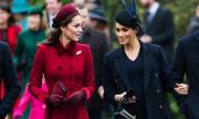 Sự khác biệt trong cách truyền thông đối xử với Kate và Meghan