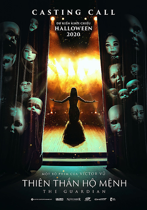 Teaser poster đầu tiên của phim.
