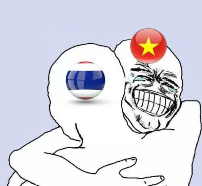 <p> Chúng ta mãi mãi là anh em nhé, Việt Nam said.</p>
