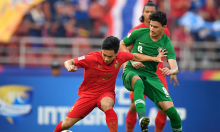 Fox Sports: 'Thái Lan bị loại vì quả phạt đền gây tranh cãi'