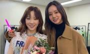 Instagram sao Hàn 19/1