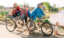 Lý Hải - Minh Hà đón Tết kiểu nông dân miền Tây