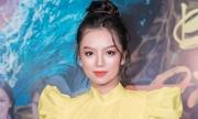 Lê Hạ Anh tiết lộ nụ hôn màn ảnh với sao TVB