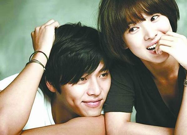 Song Hye Kyo từng yêu Hyun Bin.