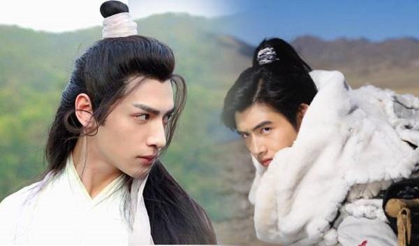 Cặp đôi đam mĩ mới của làng giải trí Trung Quốc.