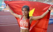 VĐV Thu Trang: 'Đi bộ khó hơn chạy rất nhiều'