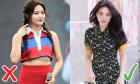 Cách idol Hàn mix đồ giấu nhược điểm cho từng dáng người
