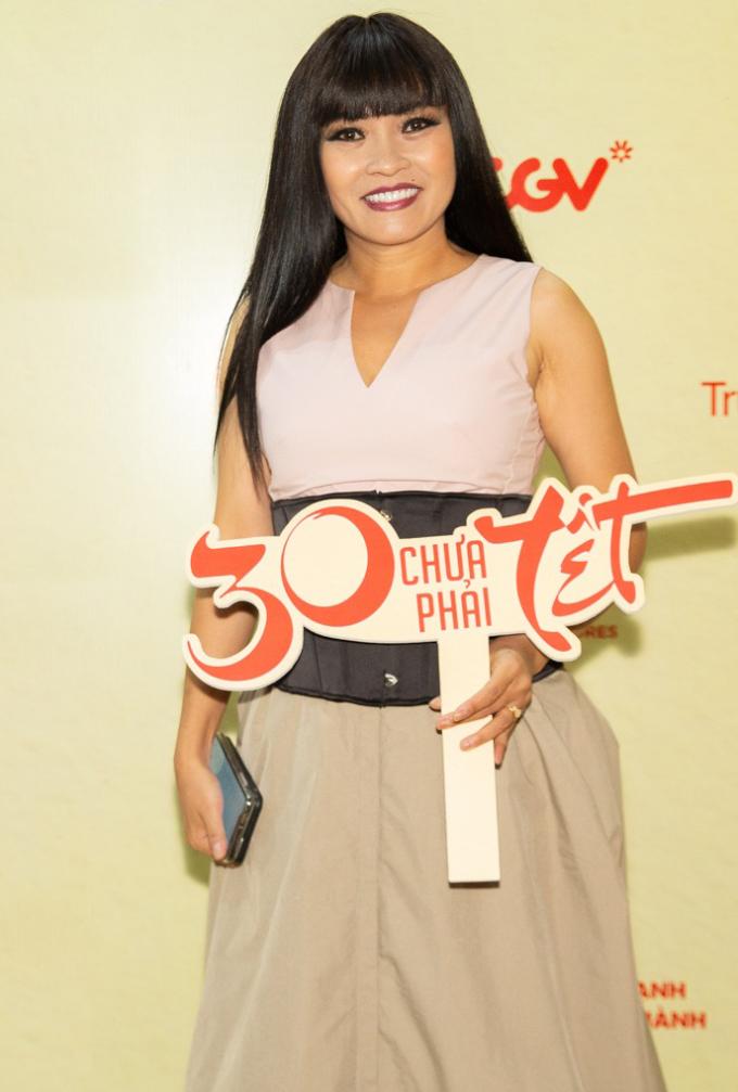 <p> Ca sĩ Phương Thanh là diễn viên khách mời trong phim.</p>