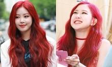 Nữ idol nào nhuộm tóc đỏ đẹp nhất?