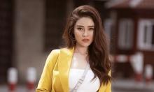 Street style ngày cận Tết của Lý Kim Thảo