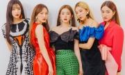 Red Velvet: Từ 'hot girl trường' đến quý cô sang chảnh