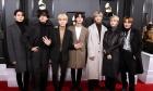 BTS khoe visual siêu bảnh trên thảm đỏ Grammy 2020