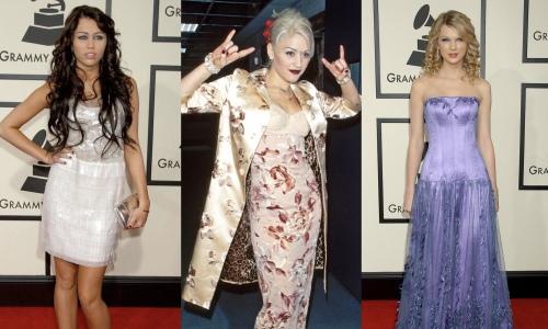 Vẻ 'ngố tàu' của các sao lần đầu dự Grammy