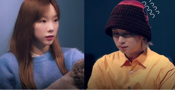 Hee Chul - Tae Yeon là bạn thân, thường tâm sự cùng nhau.