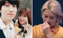 Hee Chul cảm thấy tội lỗi sau khi công khai hẹn hò Momo