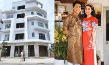 Hòa Minzy xây nhà 5 tầng tặng bố mẹ