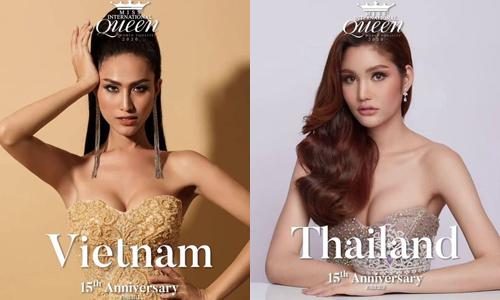 Nhan sắc các đối thủ của Hoài Sa ở Hoa hậu chuyển giới quốc tế 2020