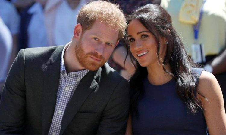 Vợ chồng nhà Harry trong một sự kiện ở Sydney, Australia tháng 10/2018. Ảnh: Reuters.