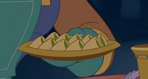 Đố bạn nhìn món ăn đoán được tên phim Disney - 3